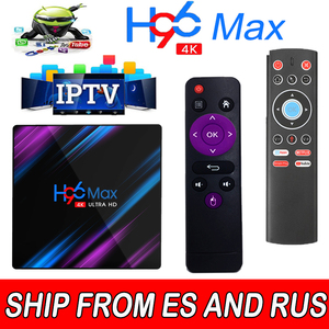 Youtube tv box H96 max 3318 Android 9.0