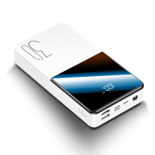 30000mAh Power Bank Portable External Battery With QC Two-wa