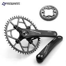 Prowheel 104bcd 175 mm 30t/32t/34t/36t/38t/40t/42/44/46/48/50/52 t bicycloe cárter da roda chain