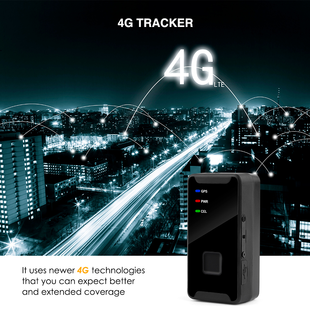 4G собака GPS трекер V43 голосовой монитор питомца GPS трекер в реальном времени отслеживание WIFI кошка локатор LTE + WCDMA + GSM водонепроницаемый IP67 бе... - 4