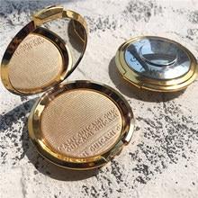 2020 maquiagem shimmer pó highlighter paleta base iluminador destaque rosto contorno cosméticos olhos paleta bronzer