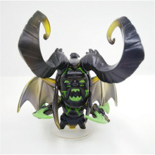 Haocaitoy Figure Toys  Q Version Illidan PVC Model Anine Action Figures Cute For Collecting 10cm
