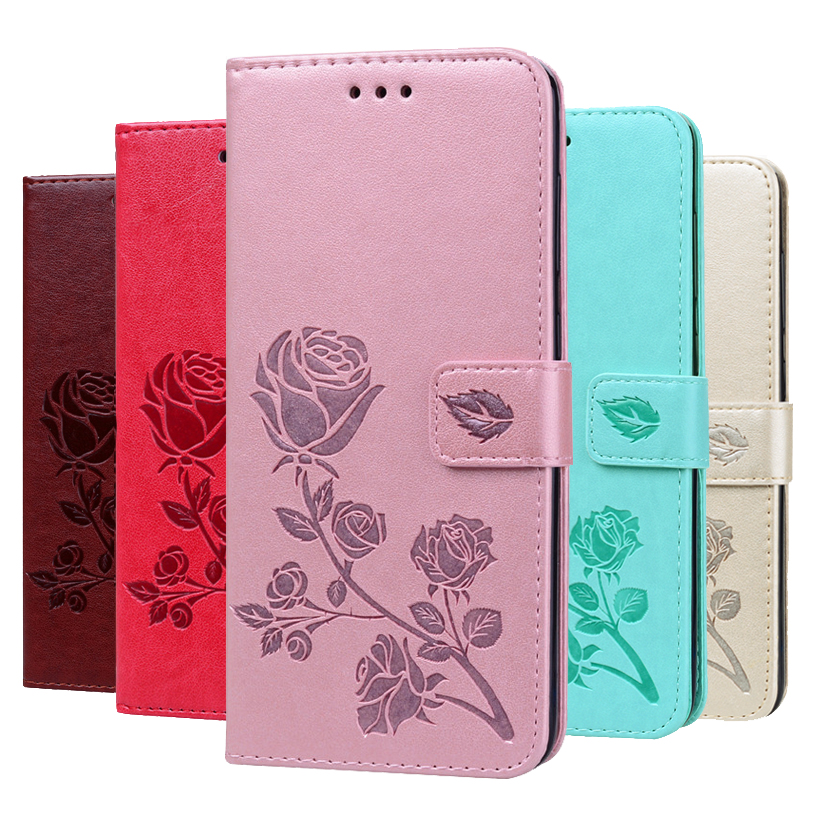 Wallet Rose Leather <font><b>Case</b></font> <font><b>For</b></font> <font><b>Lenovo</b></font> S60 S90 S850 S660 S820 S856 S580 <font><b>S939</b></font> A806 A808T A859 A536 A606 A5 A6000 A7000 A5000 Cover image
