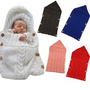 Newborn Hooded Sleeping Bags