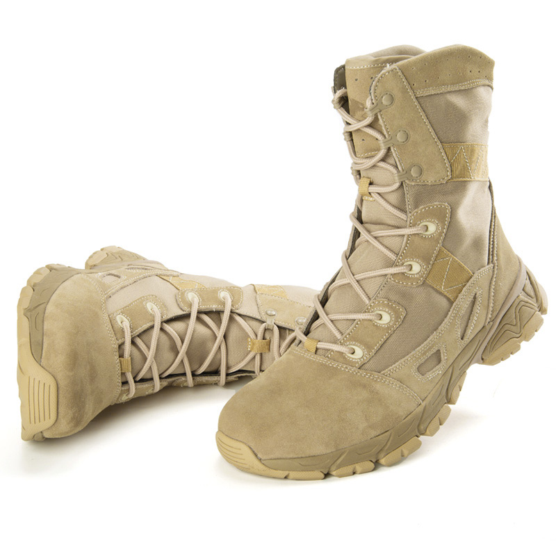Desert Boots Men Tactical Boots Outdoor Trekking Shoes Men Military Shoes Army Climbing Boots Camping Shoes Men Tourism 39-45