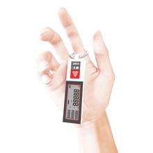 Mileseey Bluetooth Laser Rangefinder Portable MINI Distance Measuring Meter USB Charging Laser Distance Meter with Ring mileseey s9 1 8 lcd precision laser rangefinder distance measuring meter black blue 2 x aaa