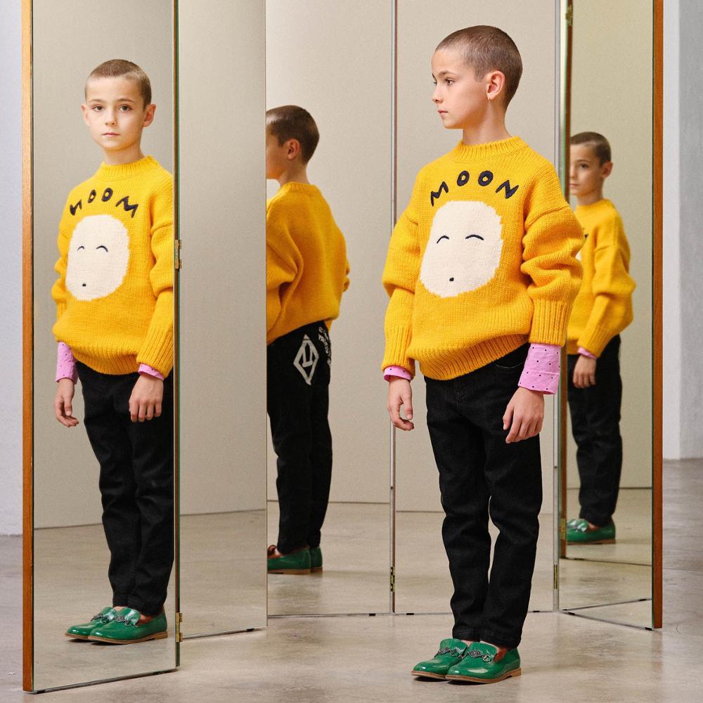 Kids Sweater TAO Brand New Autumn Winter Baby Girls Coat Jacket Christmas Sweaters Boy Cardigan Toddler Girl Winter Clothes 2021 5