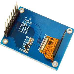Image 2 - 1.3 inch IPS HD TFT ST7789 Drive IC 240*240 7PIN 4 wire SPI serial port 3.3V 12PIN for raspberry pi uno r3