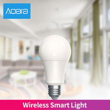 Aqara Wireless Smart Bulb 9W E27 2700K 6500K White Color LED Smart Remote Light For Xiaomi  Home App Smart Lamp