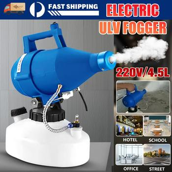 220V 1400W 4.5L Intelligent Electric ULV Fogger Sprayer Mosquito Killer Disinfection Machine Insecticide Atomizer Fight Drugs  - buy with discount