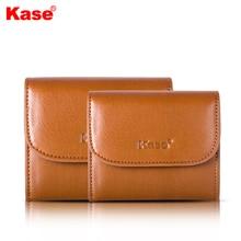 Kase حقيبة حماية مرشح محمولة ، يمكن أن تخزن 4 فلاتر مربعة/مرشحات دائرية
