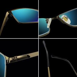 Image 5 - Photochromic Reading Glasses Chameleon Lens Blue Light Blocking Men Computer Glasses Sight Eyeglasses +1.0 1.5 2.0 2.5 3.0 3.5 4