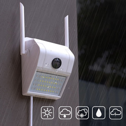 Xiaovv D6 Smart 1080P impermeable cámara IP 180 ° panorámica de detección de visión nocturna Monitor de dormir para bebé inteligente