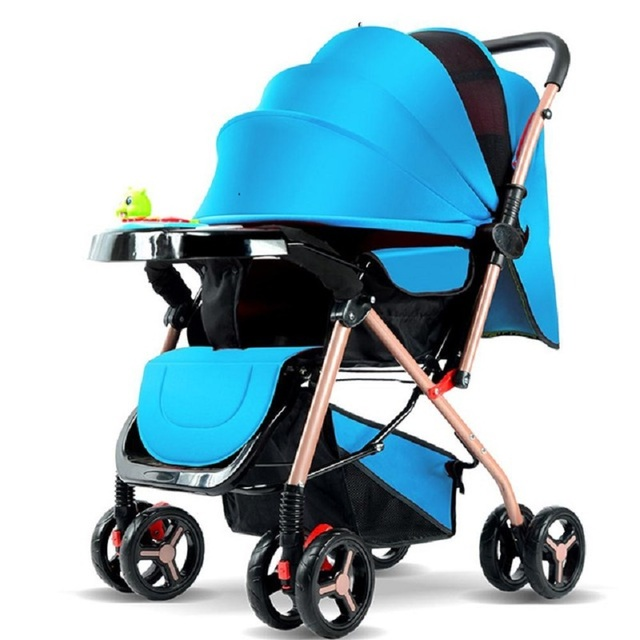 Kidlove Baby Stroller Portable Lightweight Stroller Fold-able Pram Baby Pushchair Buggy Infant Trolley Free shipping