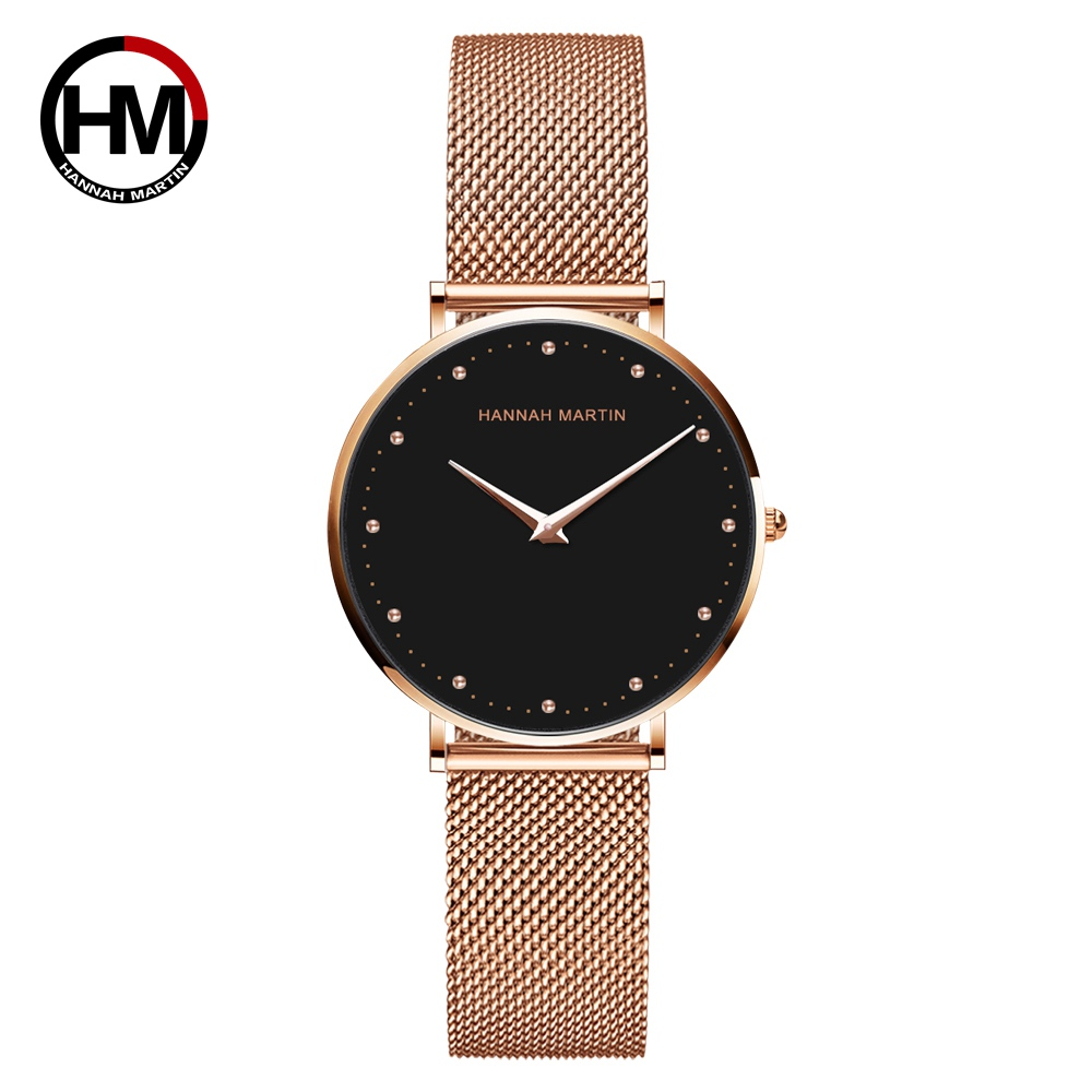 2020 New Style Original Quartz Waterproof Ladies Watch Fashion Creative Stainless Steel Mesh Band Women Watches Relogio Feminino