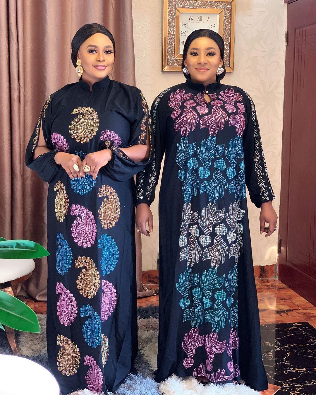 Dashiki maxi vestido africano vestidos para as