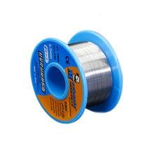 Fio da lata da solda 40g 0.3/0.4/0.5/0.6mm baixo ponto de derretimento do núcleo do reparo de bga do fio de solda do mecânico