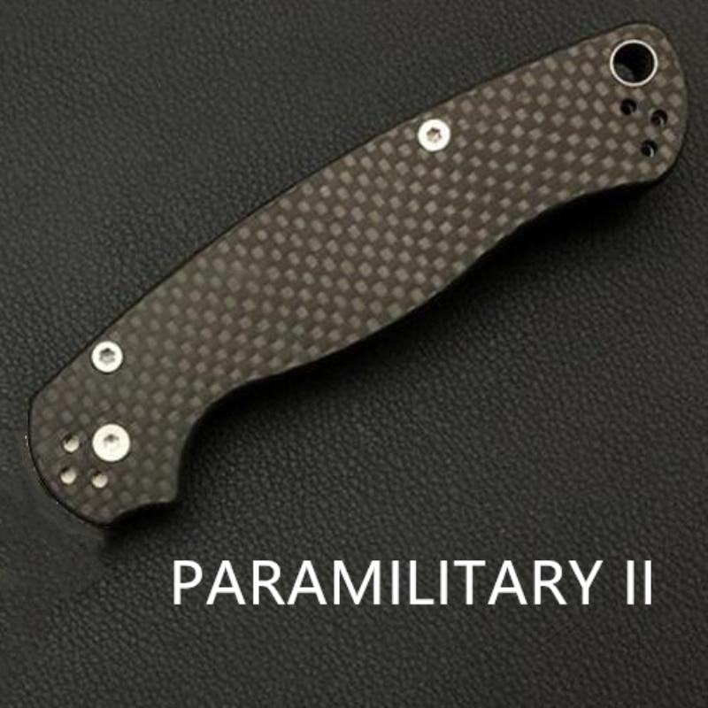 KESIWO DA15&C81 EDC pocket folding knife 440C blade Alum…