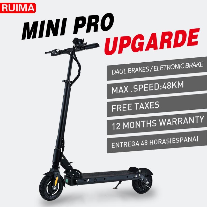 RUIMA – trottinette électrique mini4 PRO, mise à niveau BLDC HUB, puissante, Speedway mini pro, version étanche