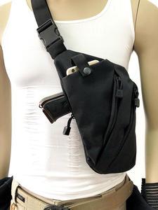 Holster Pistol-Bag Storage-Gun Hunting-Crossbody Tactical Outdoor Sports Nylon Anti-Theft