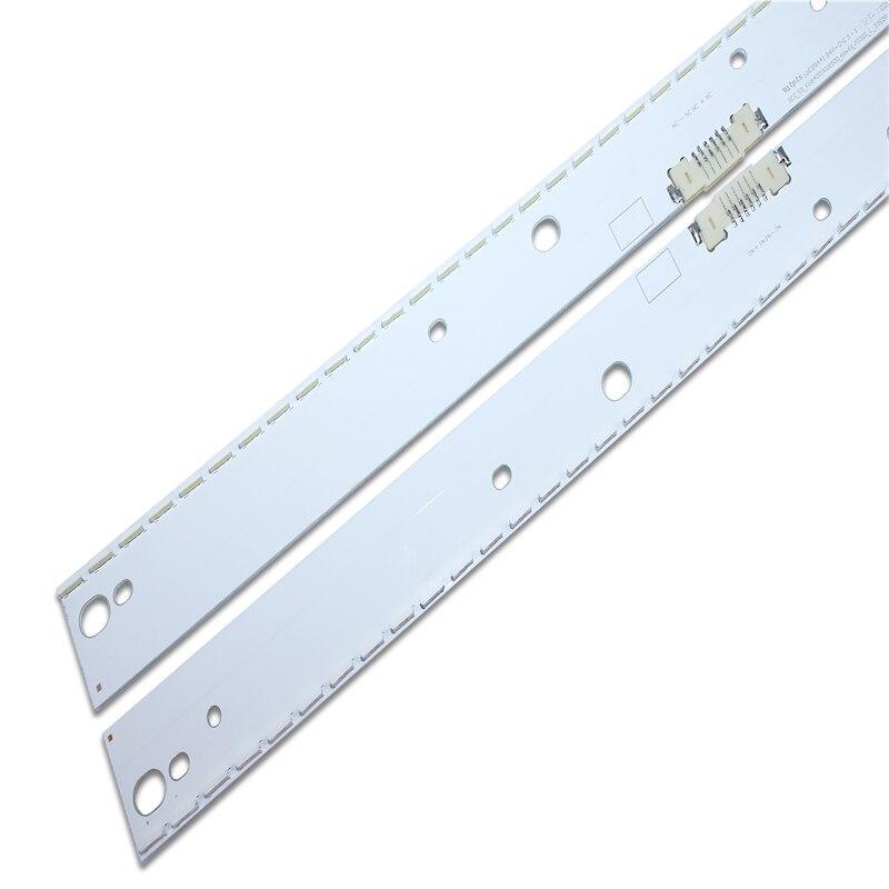 1-Новинка; 10 шт. 66 светодиодный 600 мм светодиодный подсветка полосы для samsung UE55MU6400UXZT S_KU6.4/6.5K _ 55_SFL70_R66 L66 LM41-00462A LM41-00459A смотреть на Алиэкспресс Иркутск в рублях