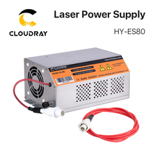 Cloudray 80 100 واط 80 واط HY Es80 CO2 ليزر امدادات الطاقة ل CO2 النقش بالليزر آلة قطع Es سلسلة