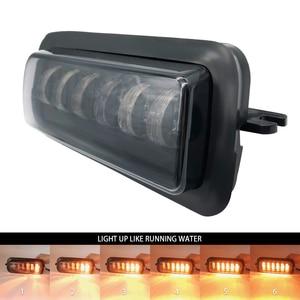 Image 2 - For LADA NIVA 4X4 2121 URBAN Headlight Daytime DRL RUNNING LIGHT AND TAIL LED LIGHT KIT Smoked
