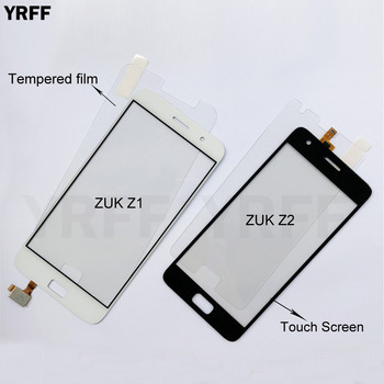Touch For Lenovo ZUK Z1/Z2 Touch Screen Digitizer Sensor Glass Panel Replacement Free Tempered glass Film new 7 85 for qumo vega 782 3g tablet touch screen touch panel digitizer glass sensor replacement free shipping