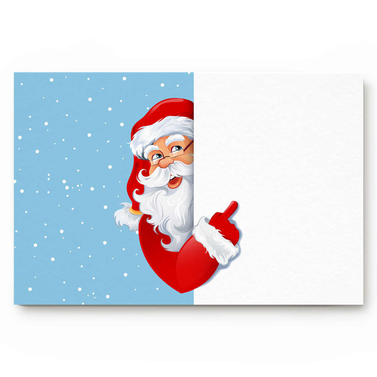Christmas Santa Claus DoorMat Outdoor Indoor  Bathroom Rug