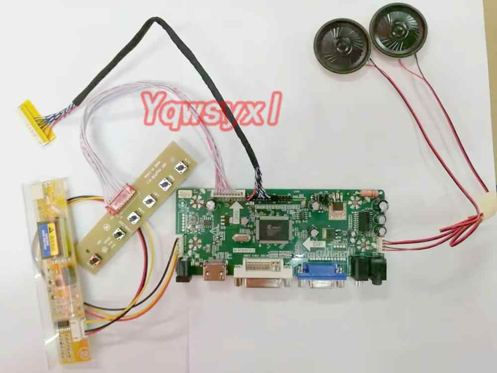 Kit für LP156WH1 LTN156AT01 HDMI+DVI+VGA LCD LED screen Controller Board Driver
