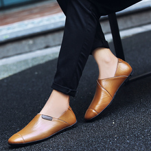 Mens Shoes outdoor Casual Luxury Brand Men