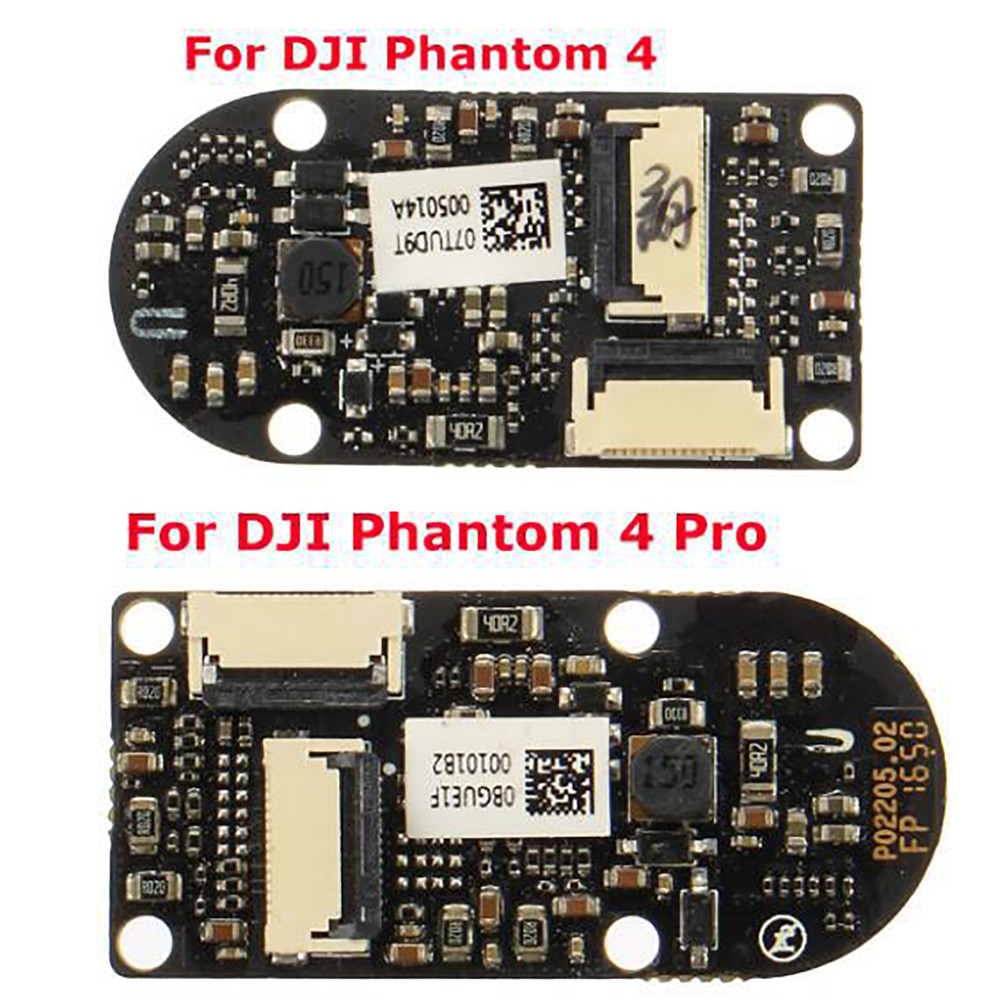 Replacement Professional ESC Board Chip Circuit Board Repair Part for DJI Phantom 4/Phantom 4 Pro Accessories (used)|Drone Accessories Kits| |  - title=