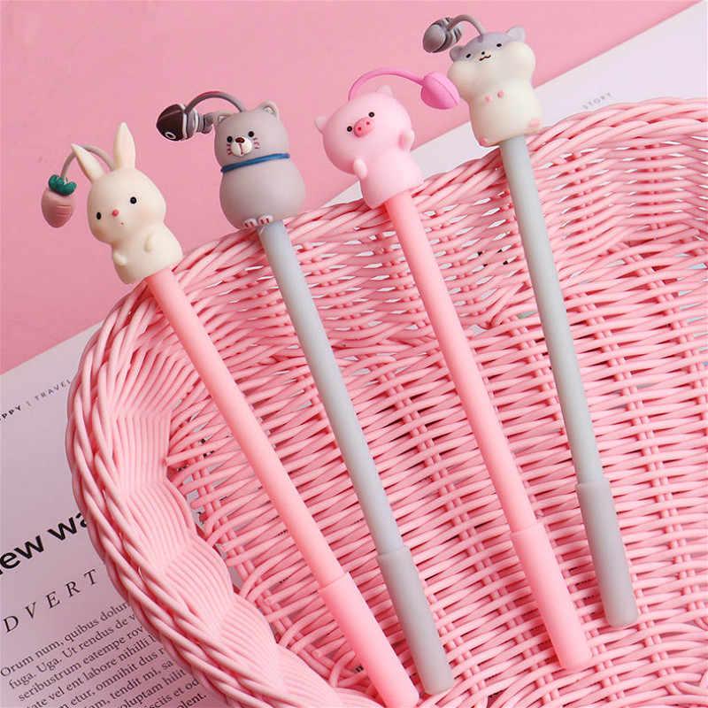 1 stücke Kaktus Party Favors Farbe Armband Design Kugelschreiber Lustige Geschenke Kinder Spielzeug Handgelenk Ball Stift Büro & studie Flexible Stift