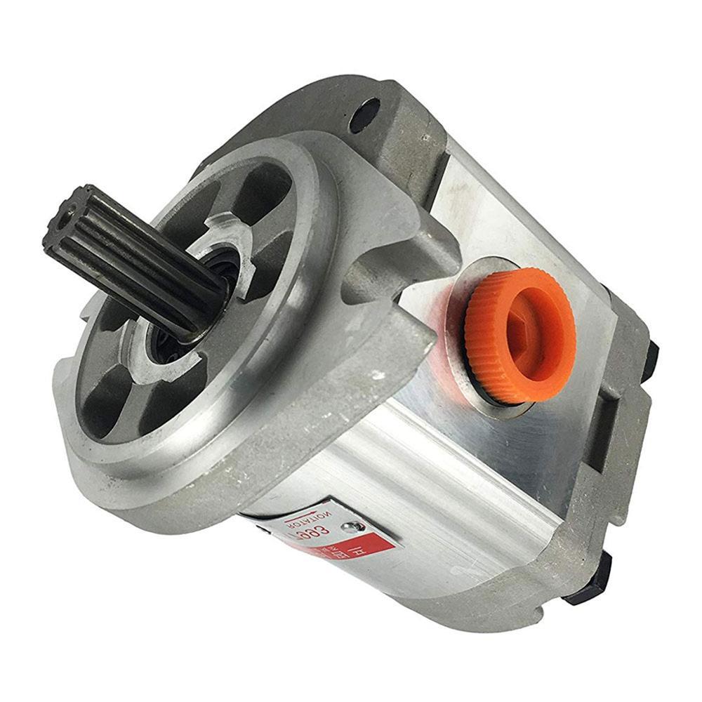 9217993 pompes de Charge d'huile de HPV102 pompes à engrenages pour la réparation de l'excavatrice EX200-5 EX220-5 pièces hydrauliques 4181700