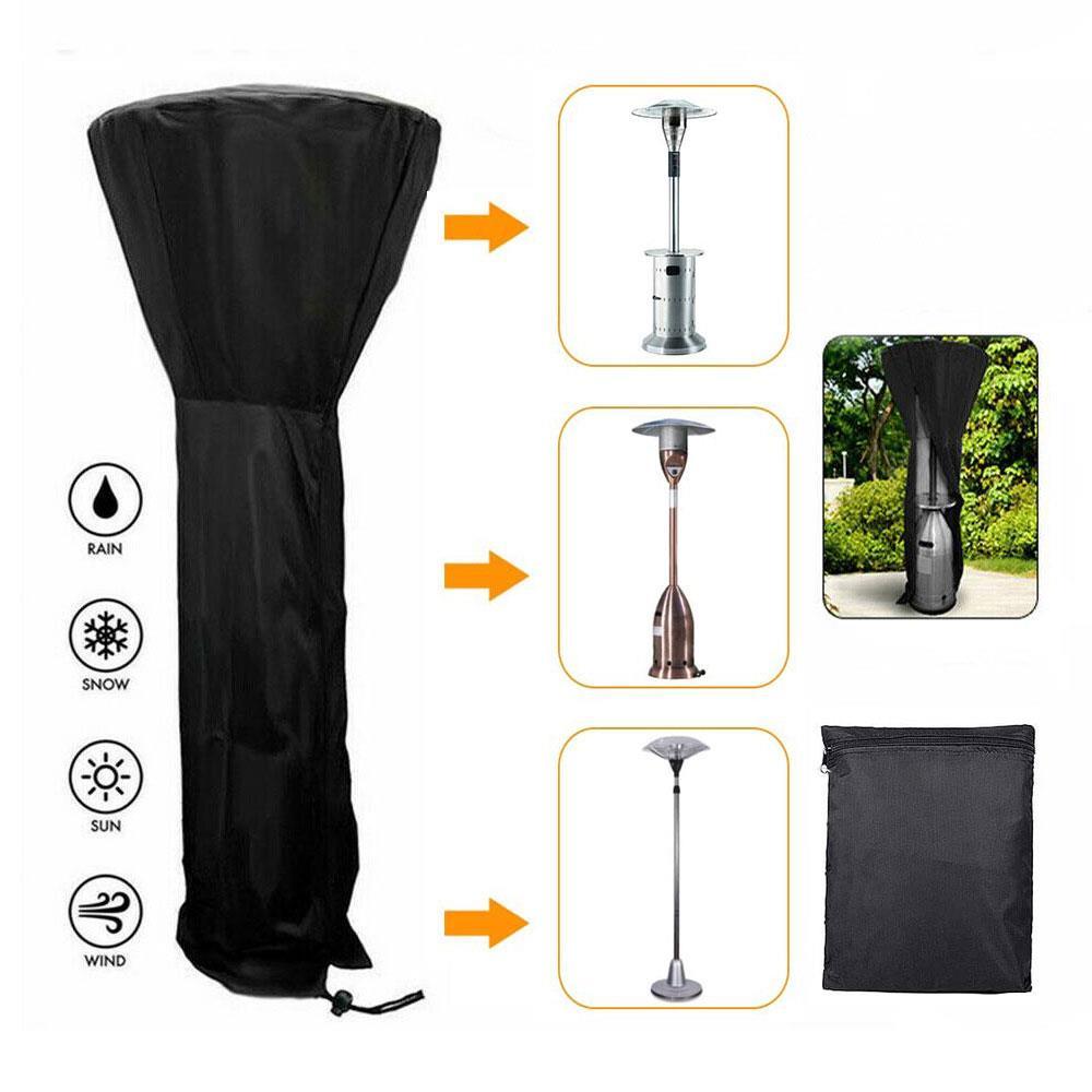 Обогреватель протектор зонтик форма только крышка обогрев печь газ обогреватель крышка пылезащитный наружный обогреватель крышка защитный