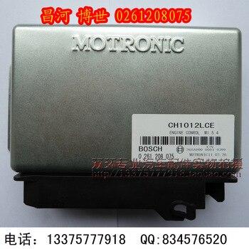 Free Delivery. Car engine computer board ECU / M154 / 0261208075