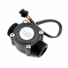 6 точек расхода воды сенсор потока промышленный расходомер воды FS300A трубопровод расходомер G3/4