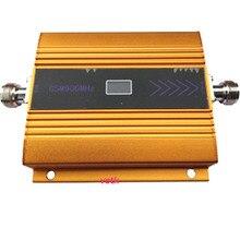 AMPLIFICADOR DE señal GSM para teléfono móvil, repetidor de señal 2G, 900mhz, con pantalla LCD