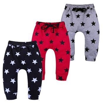 Nowe wiosenne spodnie dziecięce chłopięce modne nadruk gwiazdy w dłuższym stylu bawełniane dziecięce chłopięce leginsy dziecięce wysokiej jakości ubrania dziecięce tanie i dobre opinie COTTON POLIESTER CN (pochodzenie) LOOSE Chłopcy PATTERN Pełna długość Dobrze pasuje do rozmiaru wybierz swój normalny rozmiar
