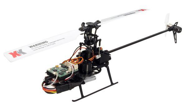 Kuulee XK K110 бесколлекторный р/у вертолет RTF/BNF для детей Веселые детские игрушки подарок RC дроны на открытом воздухе - 2