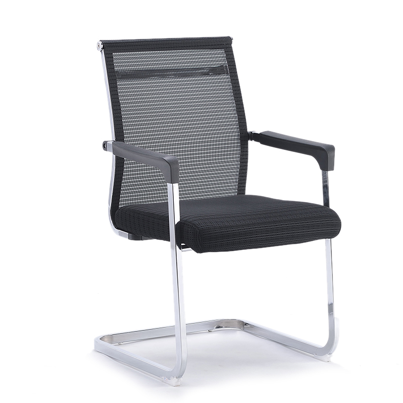 Thickened Square Tube Computer Chair Office Chair Mesh Conference Chair Student Chair Chess Chair Dormitory Armrest
