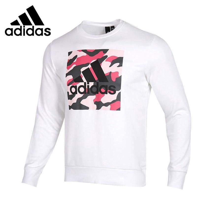Original New Arrival Adidas AI GFX CS BOS Men's Pullover Jerseys Sportswear