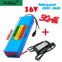 Аккумулятор для электровелосипеда 10S3P, 36 В, 30 Ач, литий-ионный аккумулятор 18650, 500 Вт, высокая мощность и емкость 42 в, для мотоцикла, скутера с з...