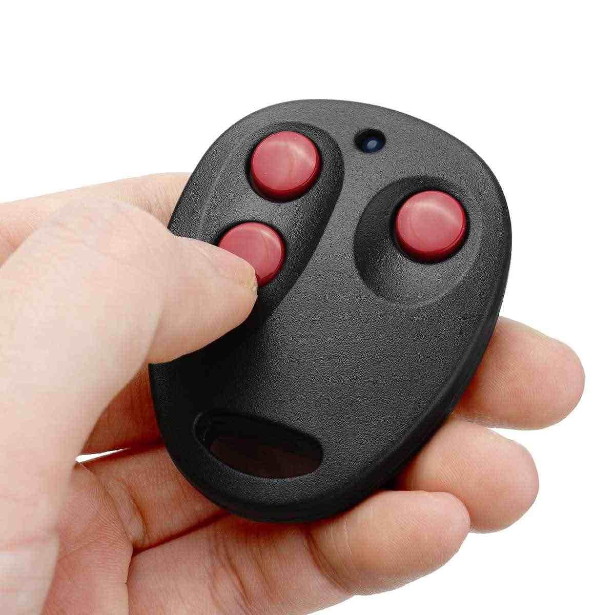 Llave de Control remoto de reemplazo de puerta de garaje eléctrica teclas de seguridad para los emisores de Control de código rodante Peccinin 433,92 mhz