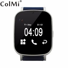 ColMi Waterproof Smart Watch Push Message Bluetooth Connectivity Pedometer Sleep Monitoring For Android Phone Smartwatch(China)
