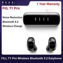 Youpin Fiil T1 Pro T1 Lite Tws Echte Draadloze Oordopjes Actieve Noice Cancelling Headsets Bluetooth 5.2 Oortelefoon IPX5 Waterdicht