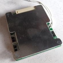 Painel de circuito do equilíbrio do pwb bms 48v 50a para veículos elétricos 13s bms 18650 li ion bateria de lítio proteção bloco equalizador