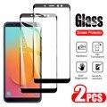 2 шт. закаленное стекло для Samsung Galaxy A8 A7 A6 A5 2018 A750 A530F A510 Защита экрана для Samsung A8s A2 Core A8 A6 Plus 2018