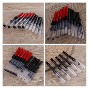 1pc Universal Fountain Pen Black red Ink Converter pump Cartridges Refill 6.5cm - discount item  34% OFF Pens, Pencils & Writing Supplies