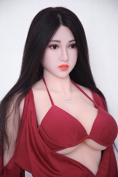 Foxlove 165cm Sex Doll for Men Love Doll Realistic Silicone Anal Ass Vagina Big Breast Sexy Doll for Male Masturbation Adult